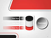 Rounded Shapes PowerPoint Template#11