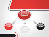 Rounded Shapes PowerPoint Template#4