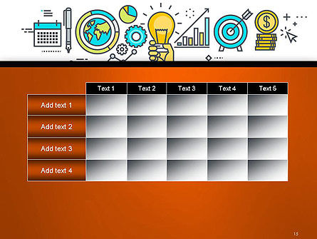 Business Process Workflow PowerPoint Template Slide 15