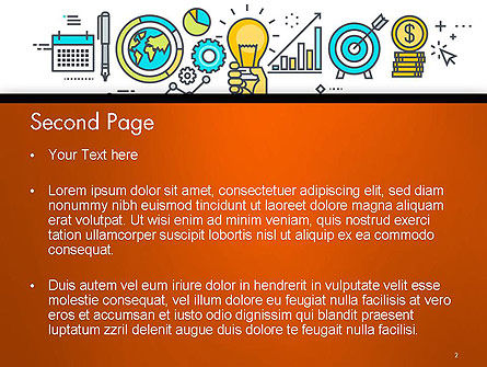 Business Process Workflow PowerPoint Template Slide 2