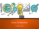 Business Process Workflow PowerPoint Template#1