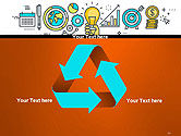 Business Process Workflow PowerPoint Template#10