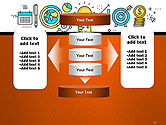 Business Process Workflow PowerPoint Template#13