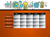 Business Process Workflow PowerPoint Template#15