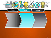 Business Process Workflow PowerPoint Template#16