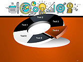 Business Process Workflow PowerPoint Template#19
