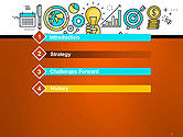 Business Process Workflow PowerPoint Template#3