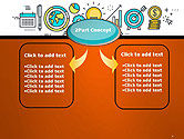 Business Process Workflow PowerPoint Template#4