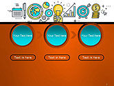 Business Process Workflow PowerPoint Template#5