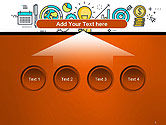 Business Process Workflow PowerPoint Template#8
