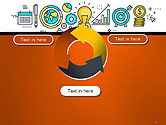 Business Process Workflow PowerPoint Template#9