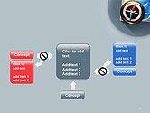 Navigation Map PowerPoint Template#13
