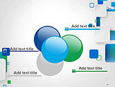 Abstract Overlap Squares PowerPoint Template#10