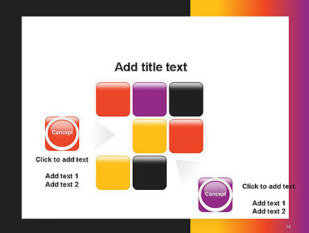 Abstract Gradient Background PowerPoint Template Slide 16