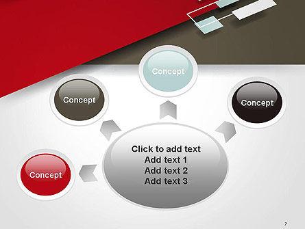 Flat Diagonal Shapes PowerPoint Template Slide 7