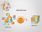 Six Easter Eggs in a Circle PowerPoint Template#17
