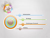 Six Easter Eggs in a Circle PowerPoint Template#3