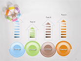 Six Easter Eggs in a Circle PowerPoint Template#7