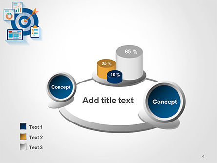 Online Marketing Concept PowerPoint Template Slide 6