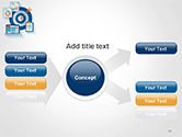 Online Marketing Concept PowerPoint Template#15