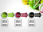 Painted Easter Eggs PowerPoint Template#11