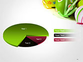 Painted Easter Eggs PowerPoint Template#14