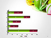 Painted Easter Eggs PowerPoint Template#17