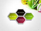 Painted Easter Eggs PowerPoint Template#5