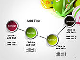 Painted Easter Eggs PowerPoint Template#6