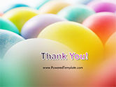 Colorful Easter Eggs PowerPoint Template#20