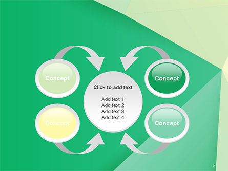 Paper Style Background PowerPoint Template Slide 6