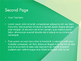 Paper Style Background PowerPoint Template#2