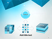 Polygons and Connected Dots PowerPoint Template#19