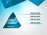 Polygons and Connected Dots PowerPoint Template#4