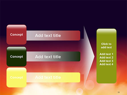 Dawning PowerPoint Template Slide 12