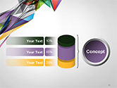 Abstract Geometric Shapes PowerPoint Template#11
