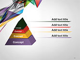 Abstract Geometric Shapes PowerPoint Template#12