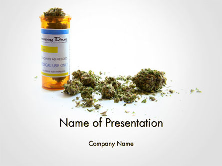 Medical Cannabis PowerPoint Template