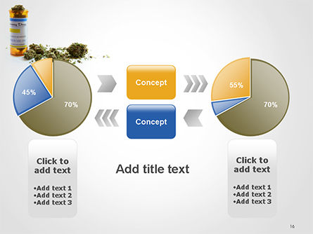 Medical Cannabis PowerPoint Template Slide 16