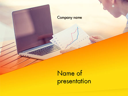 Ratio Analysis PowerPoint Template, 14639, People — PoweredTemplate.com