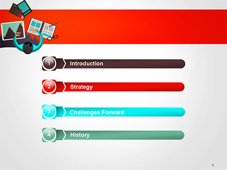 Graphic Designer PowerPoint Template Slide 3