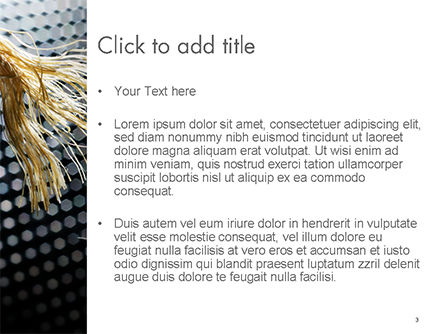 Torn Rope PowerPoint Template, Slide 3, 14642, Business Concepts — PoweredTemplate.com