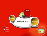 Online Money Concept PowerPoint Template#16