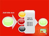 Online Money Concept PowerPoint Template#17