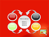 Online Money Concept PowerPoint Template#6