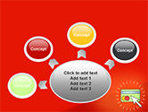 Online Money Concept PowerPoint Template#7