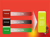 Colorful Gears PowerPoint Template#12