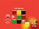 Colorful Gears PowerPoint Template#16