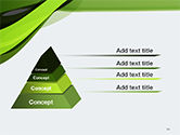 Green and Gray Bands PowerPoint Template#10