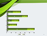 Green and Gray Bands PowerPoint Template#17